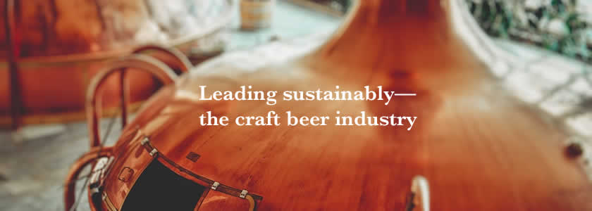 What we can learn from the craft beer industry on sustainable design
