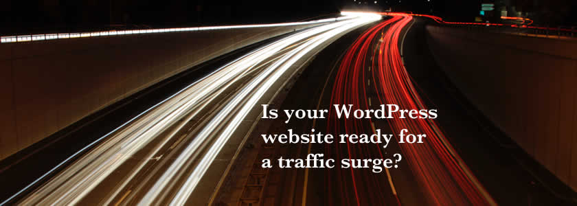How to Stay Calm and Handle Website Traffic Surges