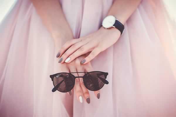 Same watch with pink fancy dress